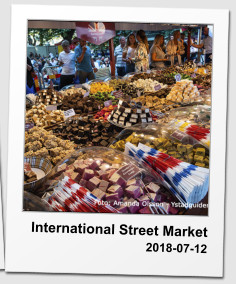 International Street Market 2018-07-12