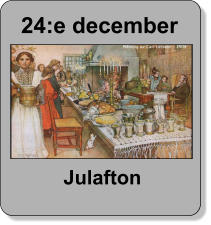 24:e december Julafton